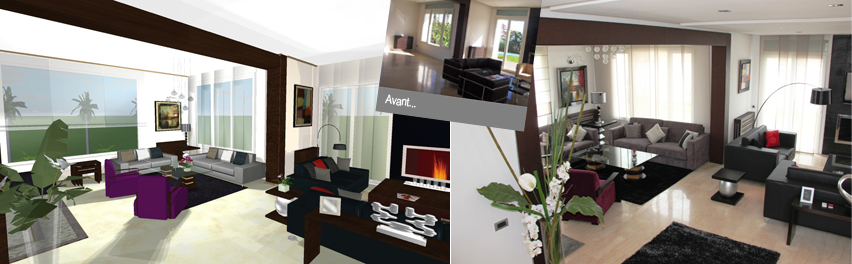 Projets A P Interiors